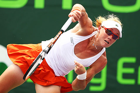 Samantha Stosur Singapore