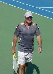Paul Dale Tennis Technical Director Singapore