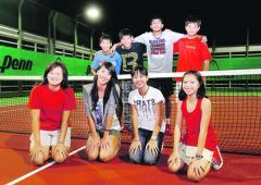 singapore top tennis juniors 2012